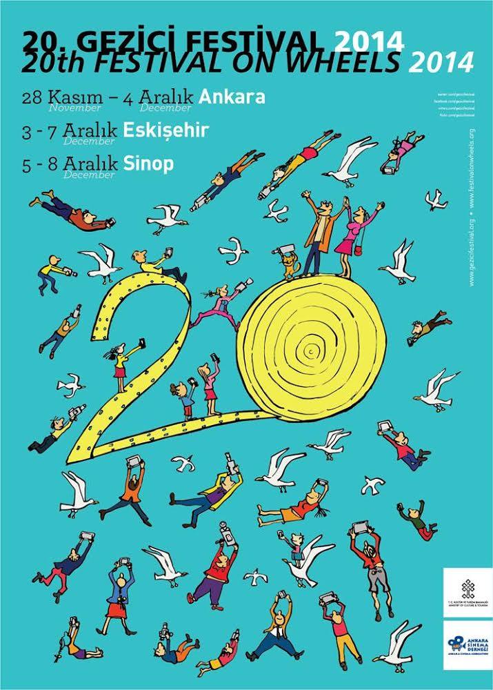 Çocuklar için Gezici Festival 29 Kasım – 9 Aralık 2013 Tarihleri Arasında Sinemaseverlerle Buluşacak 48